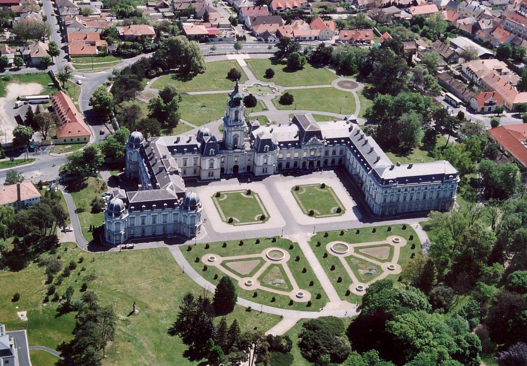Keszthely_-_Festetics_Castle